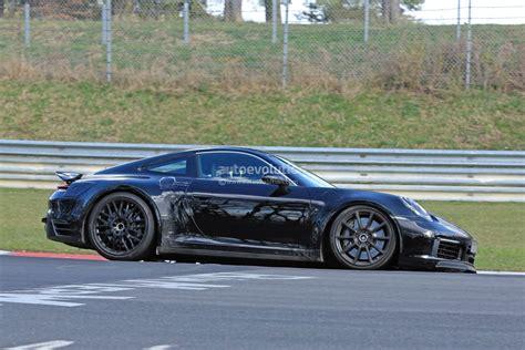 2019 New Porsche by New 2019 Porsche 911 Makes Nurburgring Debut Prototype