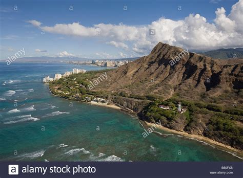Diamond Head Hawaii Stock Photos And Diamond Head Hawaii