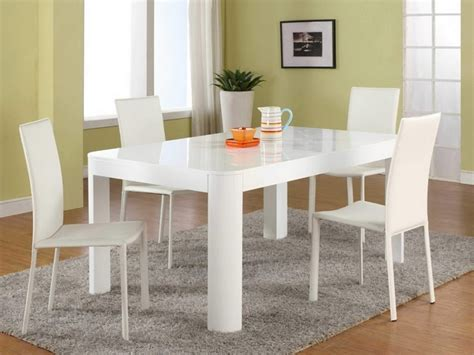 minimalist dining table  small kitchen  ideas