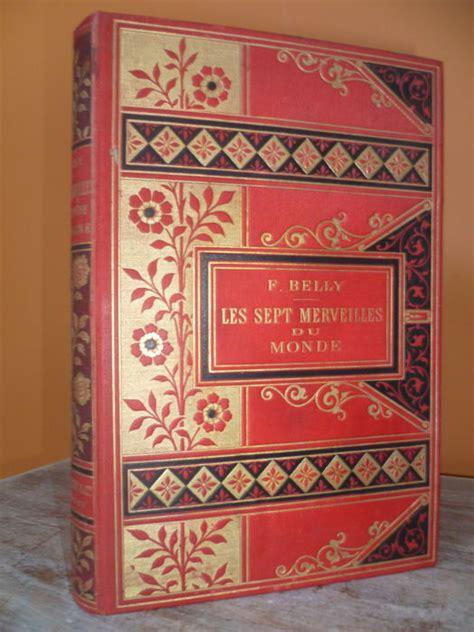 aardrijkskunde belly les sept merveilles du monde moderne circa 1890 catawiki