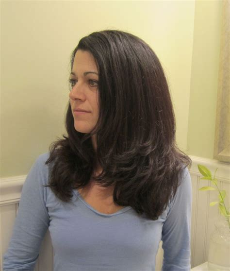 My Wife Went From Curly To Straight At Our New Salon Client New Day In Shelton Ct My Cool