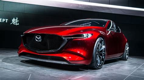 mazda kai concept  absolutely ace top gear