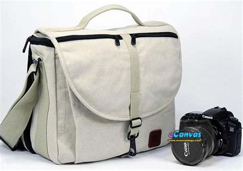beige professional photography bag  holds  inches pc