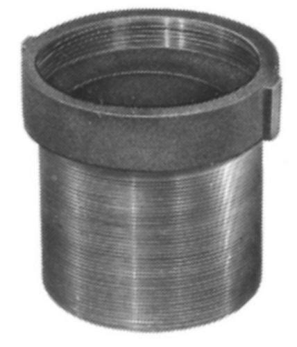 jsw josam w cast iron strainer extension by commercial plumbing supply