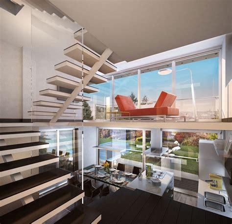story house plans  architekt  johann lettner