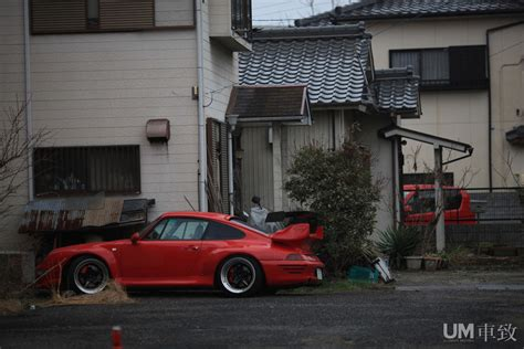 Luxury Car Accidents In Japan