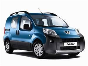 Peugeot Tepee Bipper - 2008  2009  2010  2011  2012  2013  2014  2015  2016