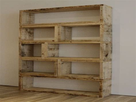 Shelves Made Out Of Pallets Nanas Workshop