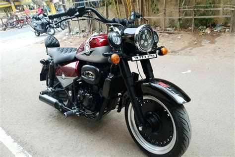 Modification Harley Davidson Boy by Royal Enfield Classic 350 Modified Into A Harley Davidson