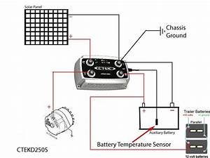 Recommended Battery Charger That Can Charge And Maintain Parallel Bank Of Batteries