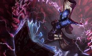 Classic Ryze Old | LoL Wallpapers