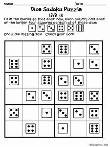 Sudoku Puzzles For Young Children