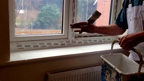 What Is A Window Board by How To Gloss A Window Cill Board