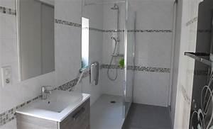 Salle De Bain Avant Après : salle de bain r nov e avant apr s hb45 montrealeast ~ Mglfilm.com Idées de Décoration