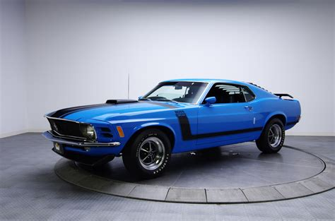 1970 Ford Mustang Boss 302 Images, Specs, Interior