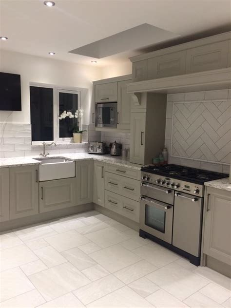 jefferson stone painted solid wood kitchen   gallery