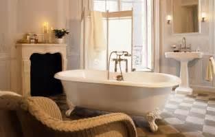 How To Wash Clothes In Bathtub by Vintage Bath Ideas