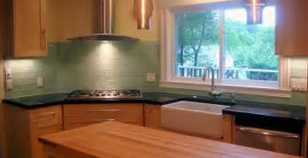 Green Backsplash Kitchen Robin 39 S Egg Blue Subway Tile Backsplash Home Design Subway Tile Backsplash Wood