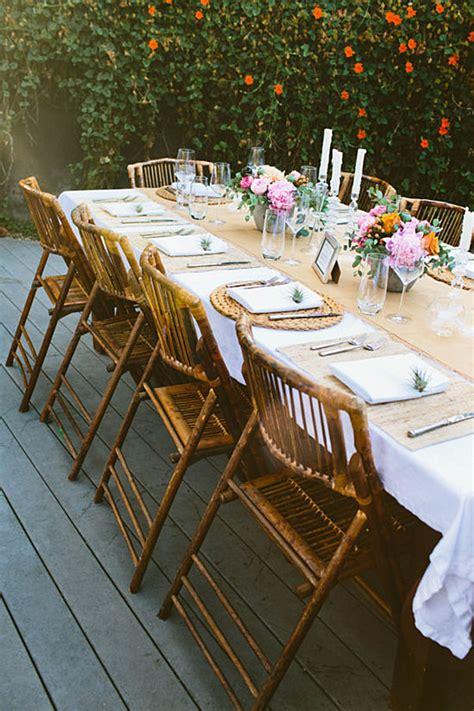 creative party table ideas