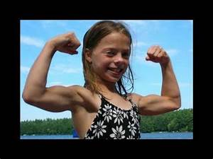 30 photos of Girl's Muscles - Batch #13 - Biceps flexing ...