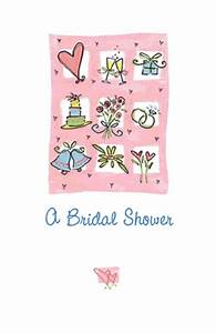 quota bridal showerquot bridal shower printable card blue With wedding shower card printable free