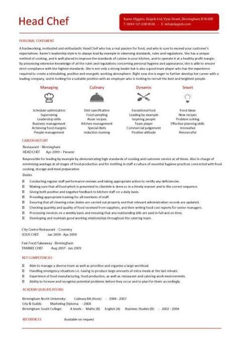 16920 chef resume template new chef resume template resume free sle resume
