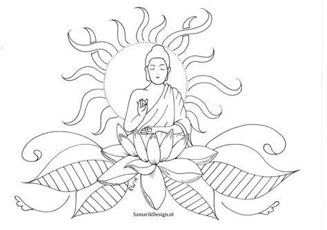 Boeddha Kleurplaten Voor Volwassenen by 17 Beste Afbeeldingen Buddha Op Kleuring