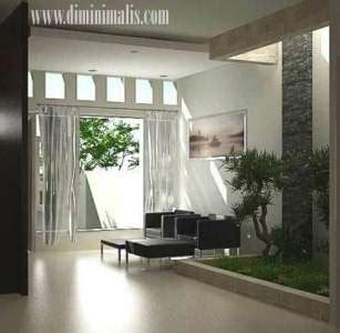 model void  membuat rumah lebih indah  tampak mewah