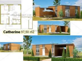 ophreycom plan maison contemporaine bois toit plat With superb photo maison toit plat 8 photo de maison design darchitecte toit plat