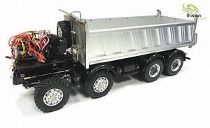 Lkw Modell 1 10 : 1 14 8x8 hinterkipper mit hydraulik f r tamiya arocs ~ Kayakingforconservation.com Haus und Dekorationen