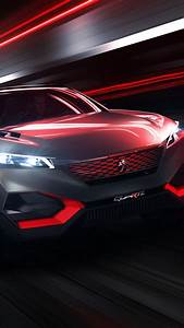 Wallpaper Peugeot Quartz, concept, interior, supercar