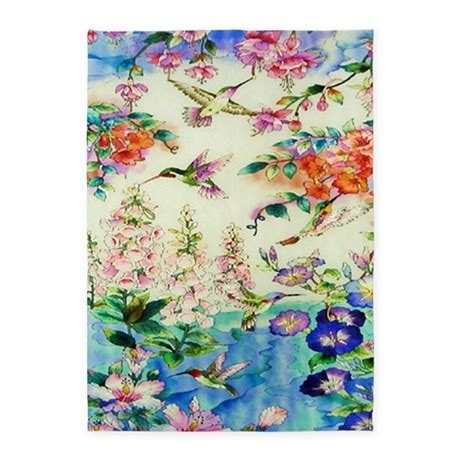 Hummingbird Rug by Hummingbird Stained Glass 23 35 Lar 5 X7 Area Rug By Admin