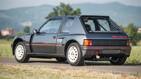 Peugeot 205 T16 by Wallpapers Rally B Shrine