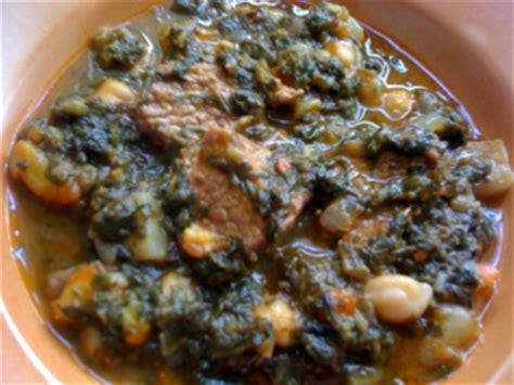 la cuisine tunisienne recette market khodhra ragout aux blettes épinards et persil