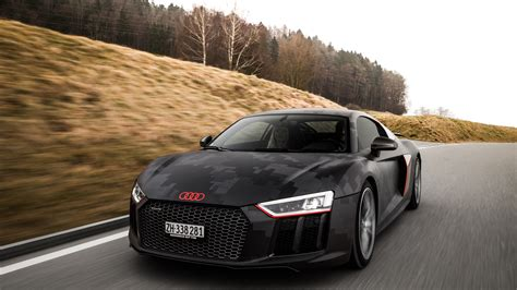 Audi R8 4k Wallpapers by Black Audi R8 V10 Plus Hd Wallpapers Cars Wallpapers