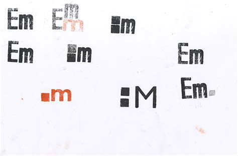 em space typography museum on behance
