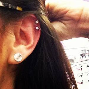 cute ear piercing | ¥PIERCING¥ | Pinterest | Will have ...