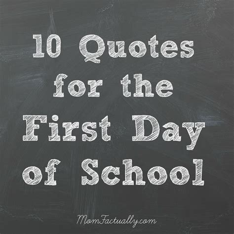 Day Of School Quotes Quotes Back To School Quotesgram