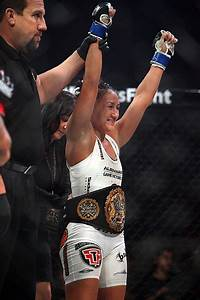 "Carla ""Cookie Monster"" Esparza MMA Stats, Pictures, News ..."