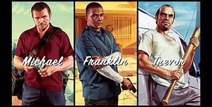 Grand Theft Auto 5 Gameplay Trailer
