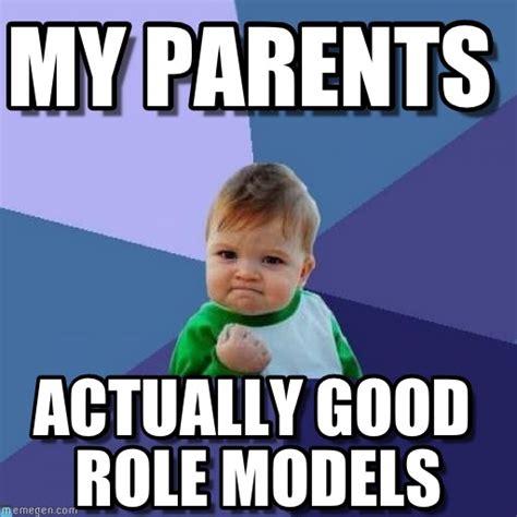 Meme Model - my parents success kid meme on memegen