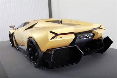 Lamborghini Cnossus Concept Design