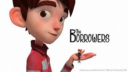 Borrowers Animated Wiki Introduction