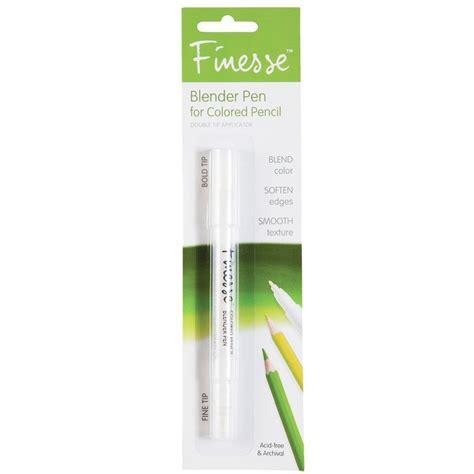 colored pencil blender buy finesse blender pen for colored pencils