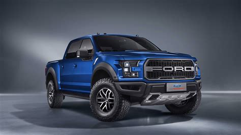 2017 Ford F 150 Raptor Supercrew Wallpapers Hd