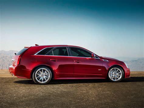 2014 Cts V by 2014 Cadillac Cts V Wagon Extremetech