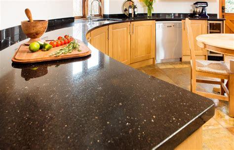 nero cosmos granite worktops from mayfair granite