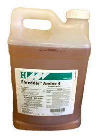 shredder   amine herbicide winfield forestry
