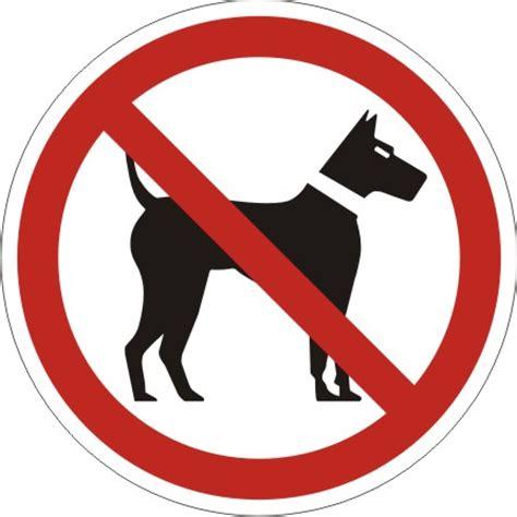 Uzlīme - Suņiem ieeja aizliegta, D 6.8 cm — LATSIGN Veikals