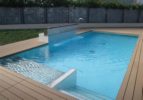 disenos de piscinas elegantes planos de casas